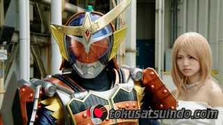 kamen Rider Gaim episode 1 sub indonesia