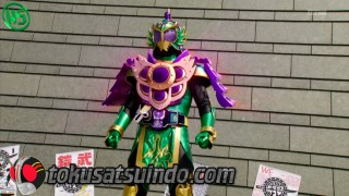 kamen Rider Gaim episode 4 sub indonesia
