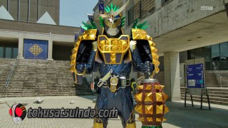 kamen Rider Gaim episode 2 sub indonesia