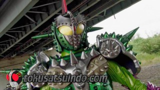 kamen Rider Gaim episode 6  sub indonesia