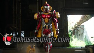 kamen Rider Gaim episode 8  sub indonesia