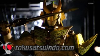 kamen Rider Gaim episode 9  sub indonesia