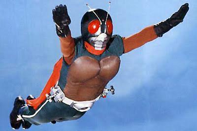 skyrider flying