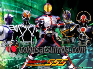 kamen Rider faiz episode 10 sub english