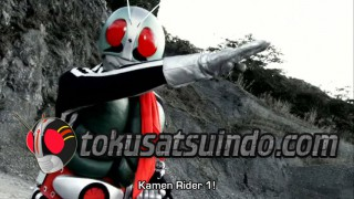 kamen rider 1 episode 27 sub english