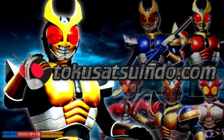 kamen Rider  agito episode 14 sub english
