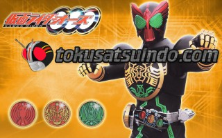 Kamen Rider OOO episode 2 sub english