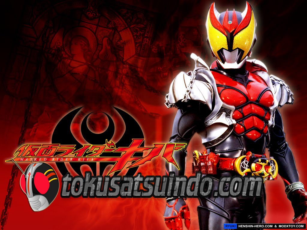 kamen rider kiva episode 10 sub english