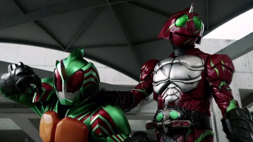 Watch Kamen Rider Amazons Episode 10 online with English