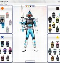 flash custom  kamen rider fourze