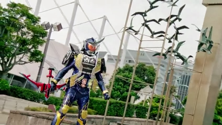 kamen rider gaim episode 16 sub indonesia
