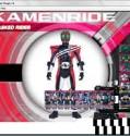flash custom  kamen rider decade