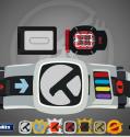 flash custom  kamen den-o update