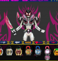 flash custom all kamen rider gaim update