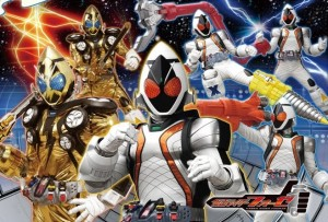 Kamen Rider Fourze 2012 SD HD MKV