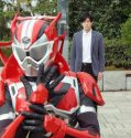 Kamen Rider Genm Part I. Legend Rider Stage sub indonesia