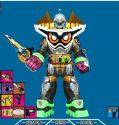 flash custom all form kamen ex-aid update