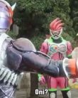Kamen Rider Genm Part 3. Legend Rider Stage sub indonesia